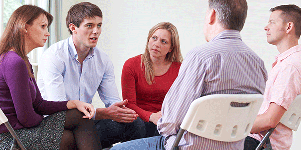 Alcoholics Anonymous Meetings