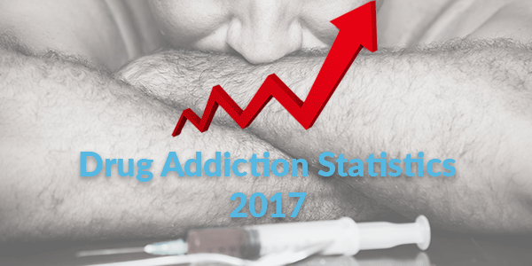 2017 USA Drug Addiction Statistics