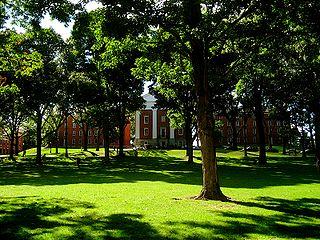 2) Amherst, Massachusetts