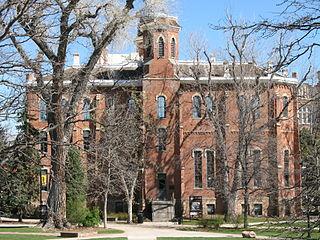 1) Boulder, Colorado