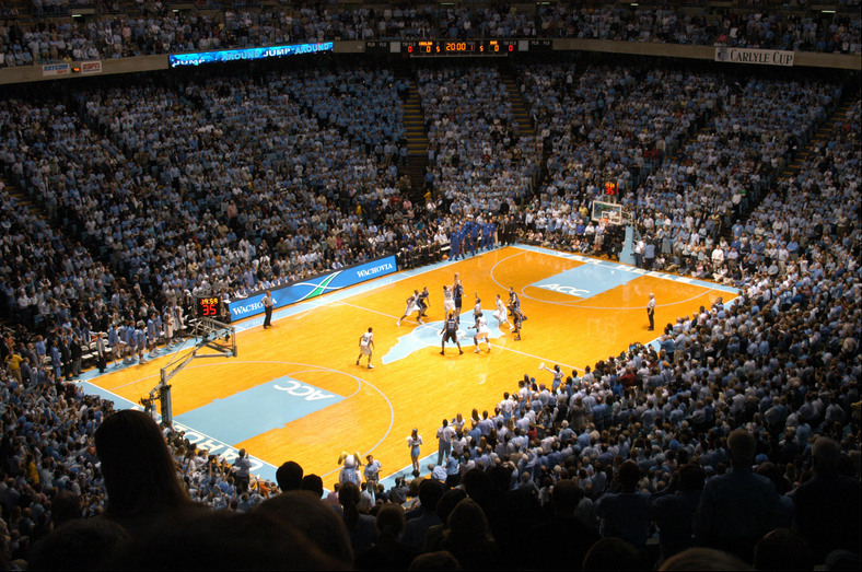 3) Chapel Hill, North Carolina