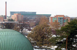 21) East Lansing, Michigan