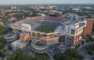 13) Gainesville, Florida