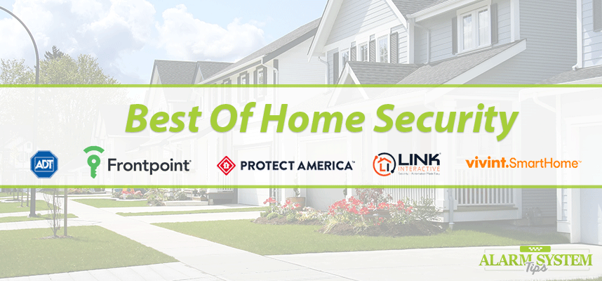 Best home security systems 2017 for Best security for your home